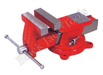 All Steel Swivel Base Bench Vice