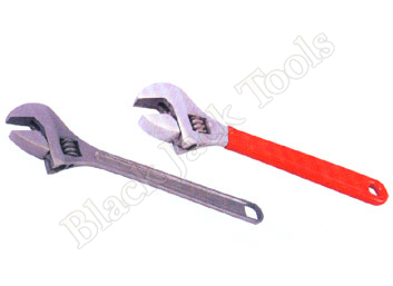 Adjustable Wrench (Malleable Iron) with or without Insulation