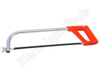 Hacksaw Frame Plastic Grip Fitted with Blade