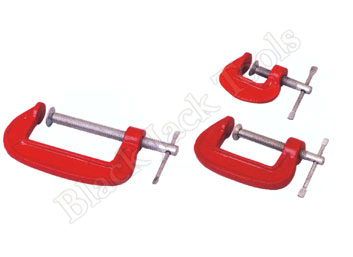 Mini C-G Clamp - 3 Pcs. Set